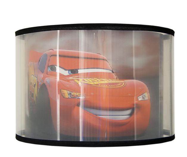 Cars - Hanglamp enkel - Verlichting kinderkamer (voor jongens en ...