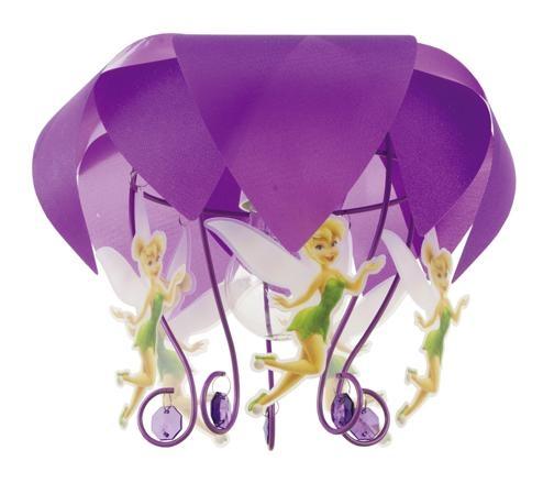 Fairies - Hanglamp enkel - Verlichting kinderkamer (voor jongens en ...