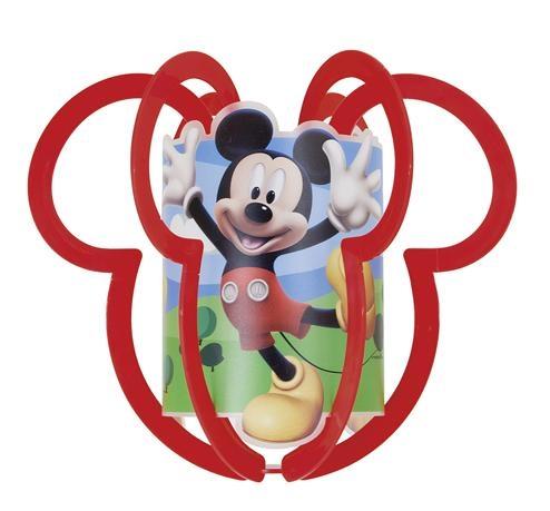 Mickey - Hanglamp enkel - Verlichting kinderkamer (voor jongens en ...