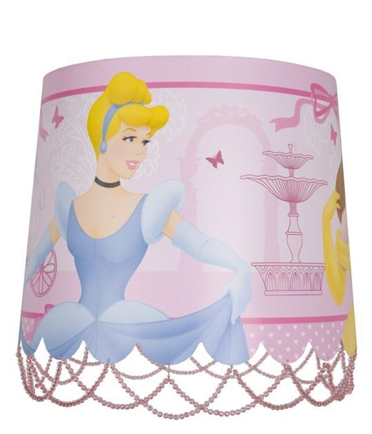 Princess - Hanglamp enkel - Verlichting kinderkamer (voor jongens en ...