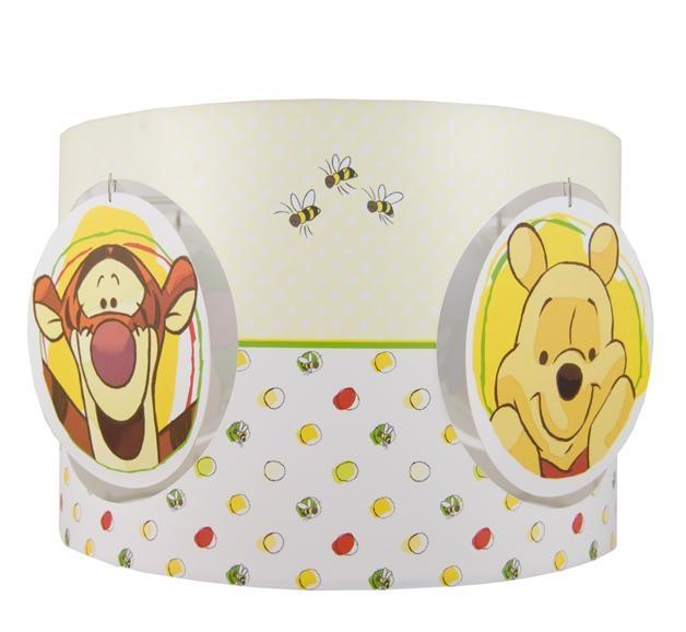 The Pooh - Hanglamp enkel - Verlichting kinderkamer (voor jongens ...